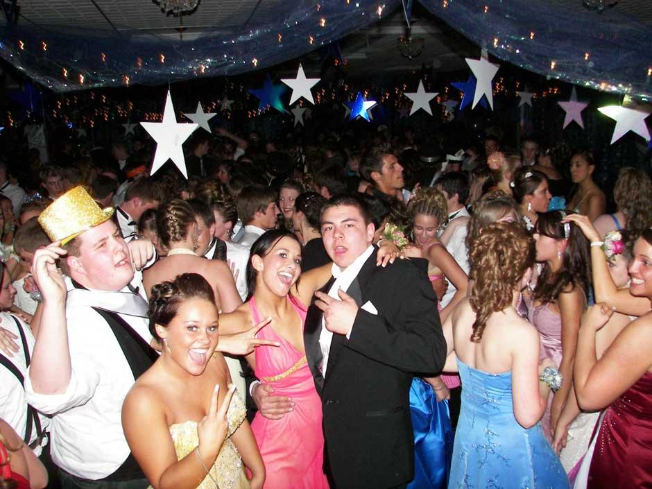 Maine School Dance DJ