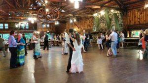 Poland, Maine Wedding - Camp Agassiz