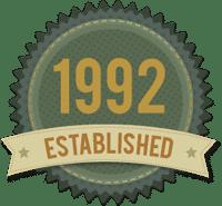 established1992