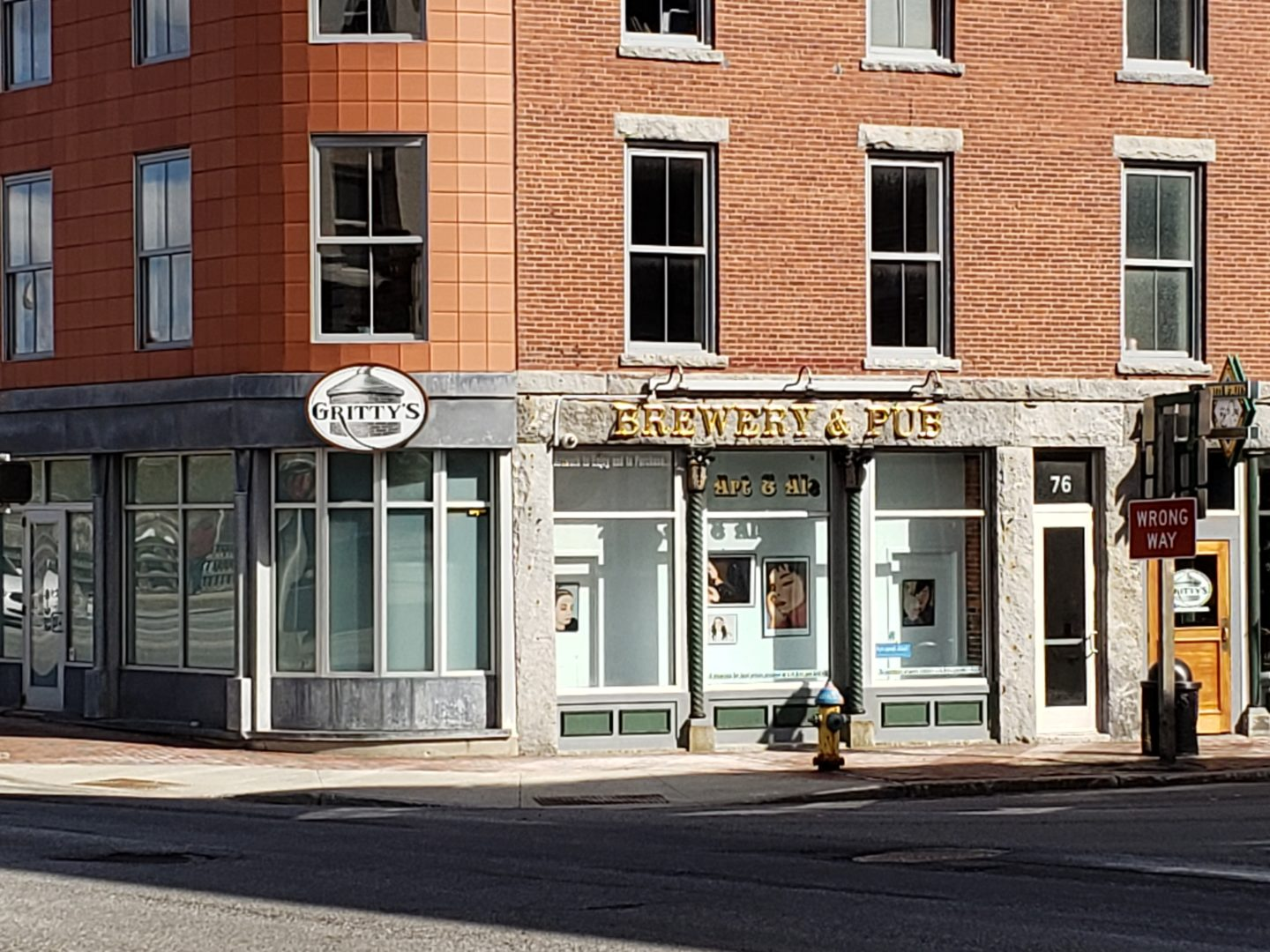 Grittys Brewery & Pub