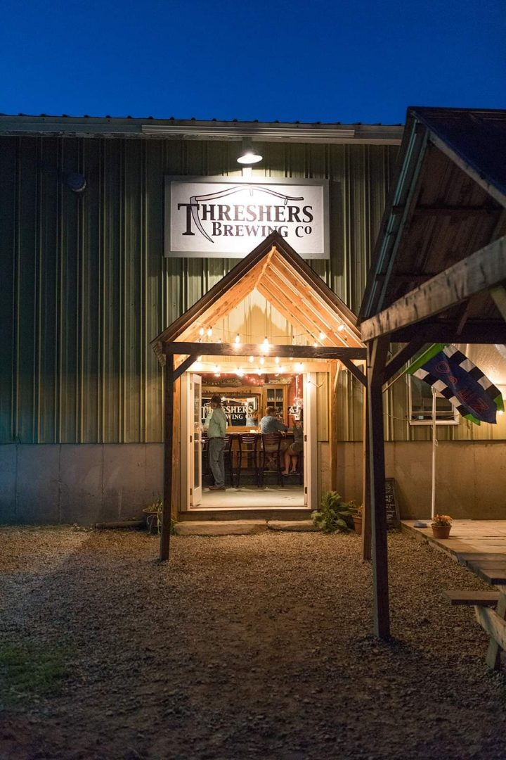 Threshers Brewing - Searsmount