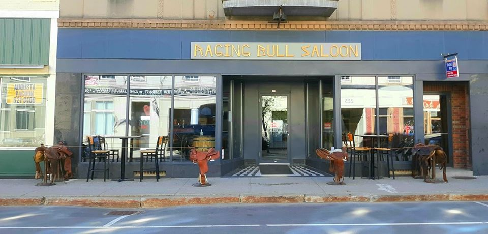The Raging Bull Saloon