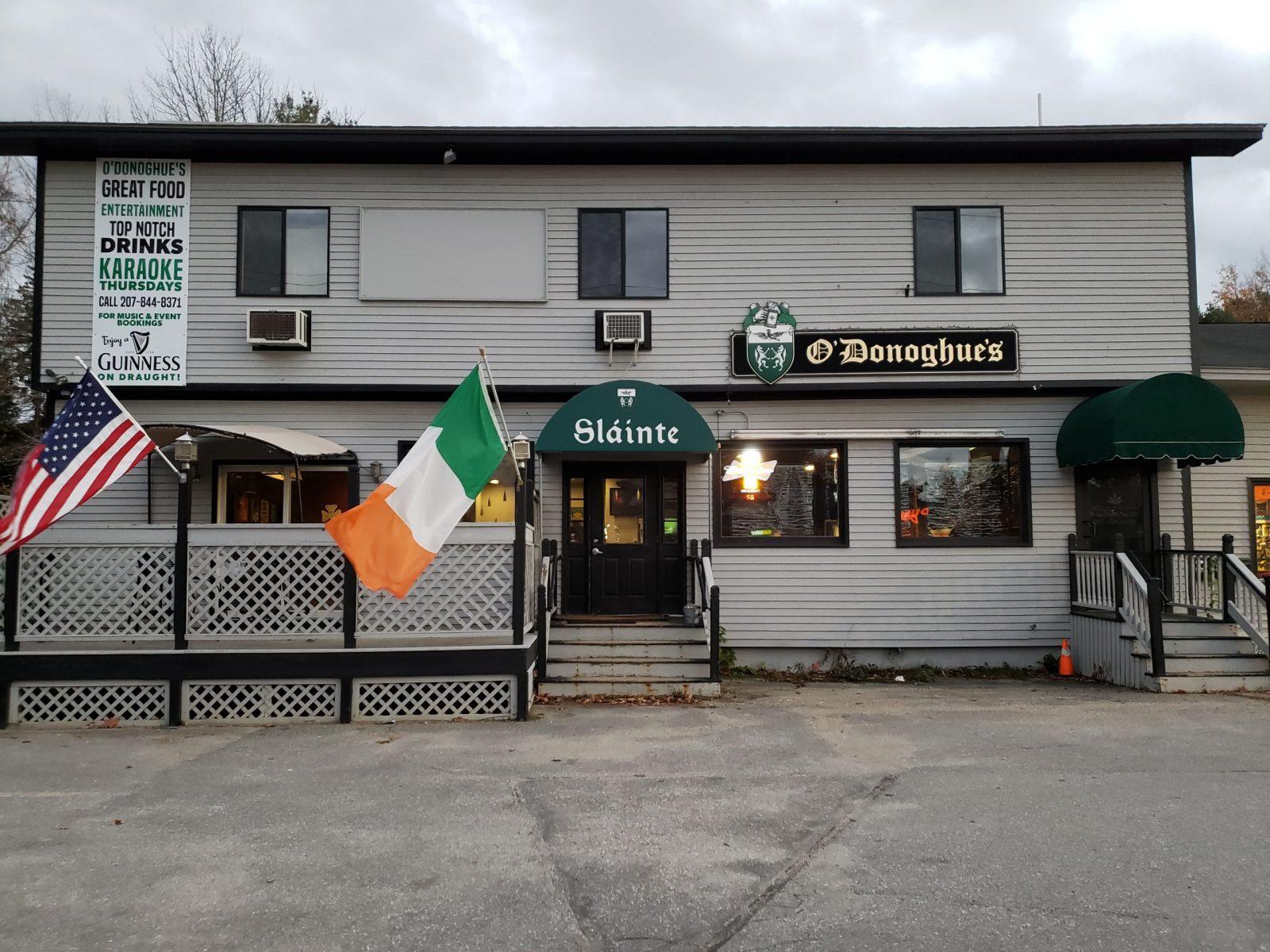 O Donoghue's