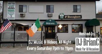 O'Donoghue's in Brunswick, Maine